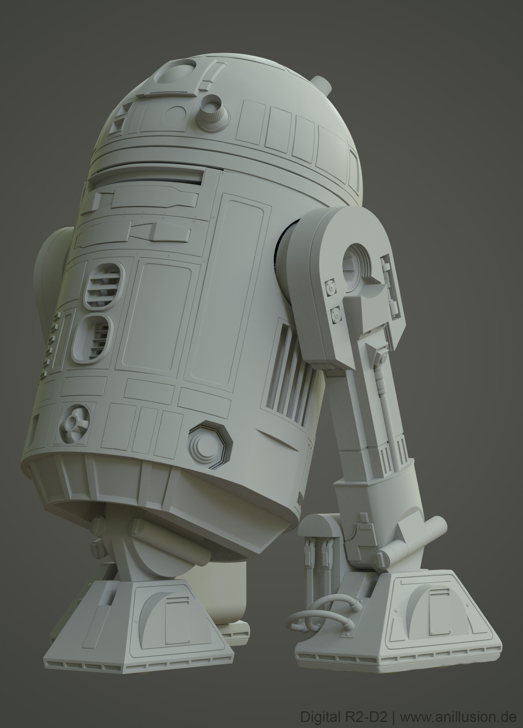 R2D2_Modelling_DriveMode